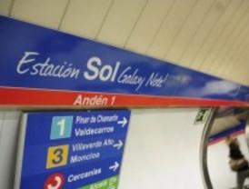 Metro quiere publicidad en escaleras mecánicas