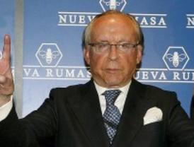 Ruiz-Mateos no acude a declarar ante el juez por su gestión en el Rayo Vallecano