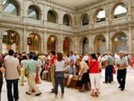 El Museo del Prado recibió más de 2,2 millones de visitantes en 2006