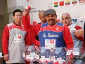 180 inmigrantes disputarán el Mundialito de baloncesto