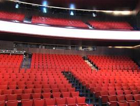 Polémica inauguración de los Teatros del Canal