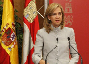 La Infanta Cristina apela contra la apertura de juicio oral
