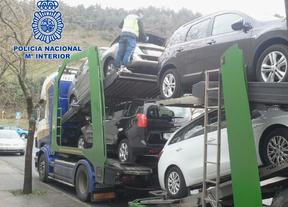 24 detenidos por estafar a compañías de alquiler de vehículos