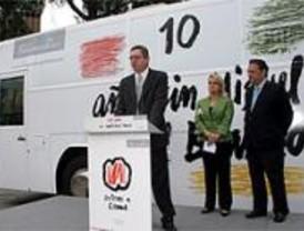 Campaña en Madrid para recordar a Miguel Ángel Blanco