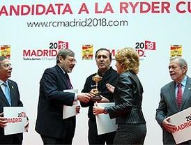 Madrid se apoya en Ballesteros para llevar la Ryder Cup a Tres Cantos en 2018