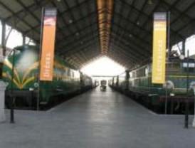 El Museo del ferrocarril celebra su 25 aniversario con diversas actividades