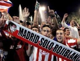 Fiesta 'rojiblanca' por la Supercopa