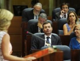 La oposición tomará la palabra en la Asamblea