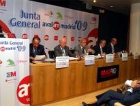 Avalmadrid financiará a 2.000 pymes y autónomos en 2009