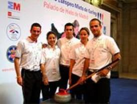 Arranca el Campeonato Europeo de Curling en Palacio de Hielo Madrid