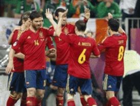 España, a por el liderato del grupo C