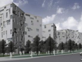 Adjudicadas 484 viviendas protegidas en cuatro distritos de Madrid
