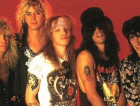 Guns N'Roses actuará en octubre en Madrid