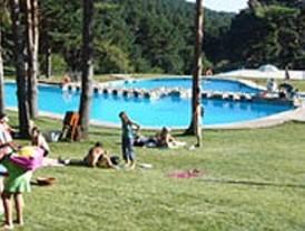 Abren las piscinas naturales de Cercedilla