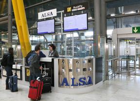 Alsa abre punto de información y venta en el aeropuerto