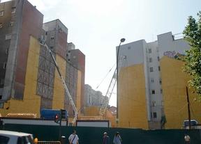 Derriban el edificio de Alfonso XII 21 para construir un hotel