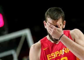 Francia deja a España en 52 puntos y la expulsa de 'su' Mundial