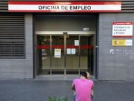 El paro sube en Madrid y baja a nivel nacional