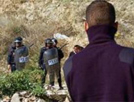 El sindicato UFP sale en defensa de los agentes heridos en la Cañada Real