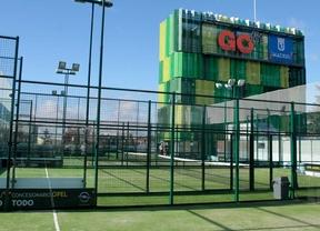Centro deportivo municipal Go Fit Vallehermoso.