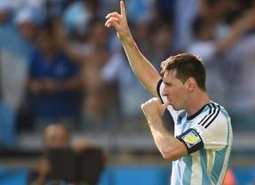 Messi tumba el muro iraní y mete a Argentina en octavos