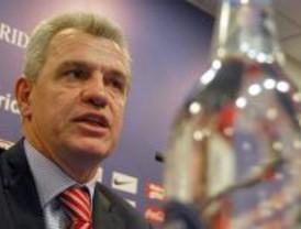 Aguirre se despide del Atlético elogiando a toda la plantilla de jugadores