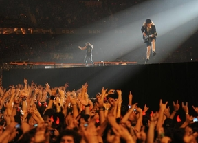 AC/DC: el infierno se instala en Madrid