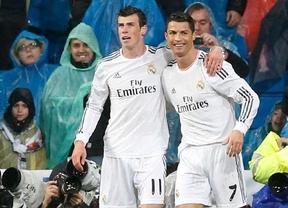 El Real Madrid se mantiene en la pugna por la liga a costa del Rayo
