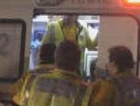 Ocho intoxicados en tres incendios en la región
