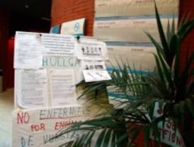 La huelga sanitaria canceló 74 operaciones