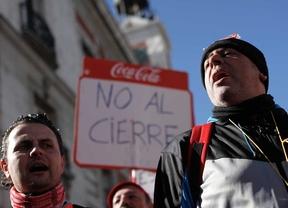 Los traslados perjudican a los trabajadores de Coca-Cola Fuenlabrada