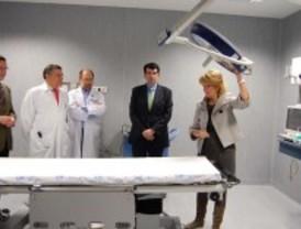 El Hospital Príncipe de Asturias estrena nuevas y modernas Urgencias
