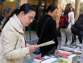 Todos los libros están en Madrid