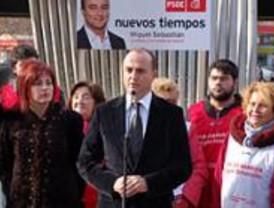 Sebastián llevará las sugerencias vecinales al programa electoral