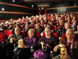 Vuelve el cine por un euro para mayores de 60 años en marzo y abril