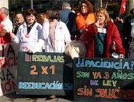 UGT y CCOO anuncian una huelga general de los empleados públicos madrileños