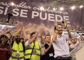 Pablo Iglesias se impone en Podemos con un 80,71% de los votos