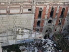 El Ayuntamiento opta por la expropiación del frontón Beti Jai