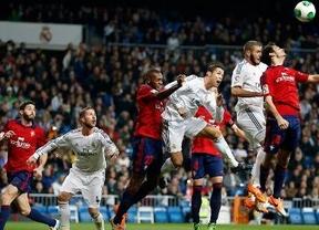 El Real Madrid encarrila el pase sin brillo