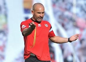 Paco Jémez, entrenador del Rayo Vallecano