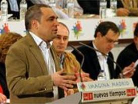 El PSOE aprueba su lista para la Comunidad