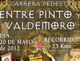 'Entre Pinto y Valdemoro', I Carrera pedestre