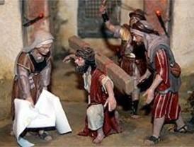 Una exposición de dioramas en Alcalá reproduce la Pasión