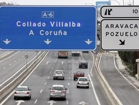 Tráfico prevé más de 700.000 desplazamientos en las carreteras en el inicio de la Semana Santa