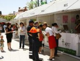 Boadilla celebró su IV Feria de la Salud