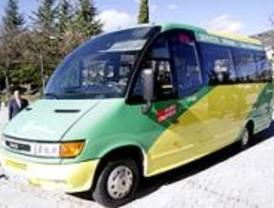 Aumenta en un 25 por ciento el servicio de autobuses que unen Madrid y Hoyo del Manzanares