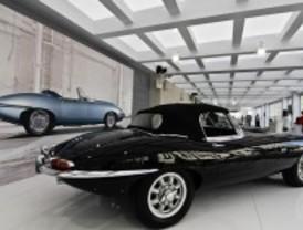 La marca de automóviles Jaguar celebra una exposición sobre su pasado, presente y futuro