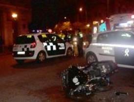IU denuncia que han aumentado los accidentes de tráfico en la capital
