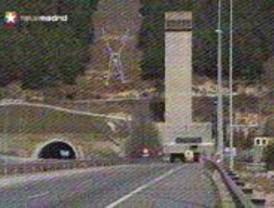 Iberpistas abre el túnel I de la AP-6 en Guadarrama e inicia la remodelación del túnel II