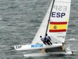 Nuevo diseño para la vela del catamarán olímpico Tornado